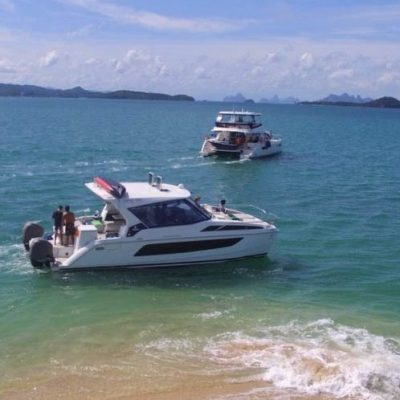 Day trip charter