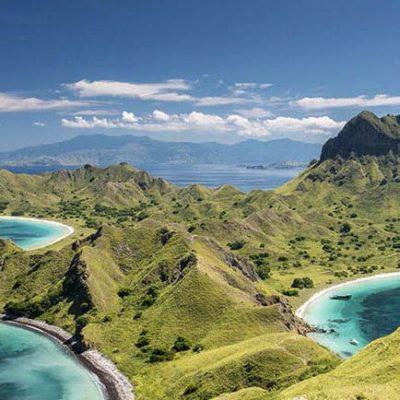 Indonesia Padar Island