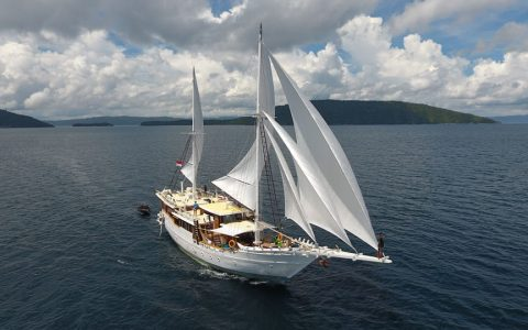 Tema liveaboard Indonesia