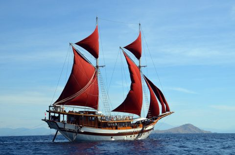 Cabin charter and liveaboard Indonesia