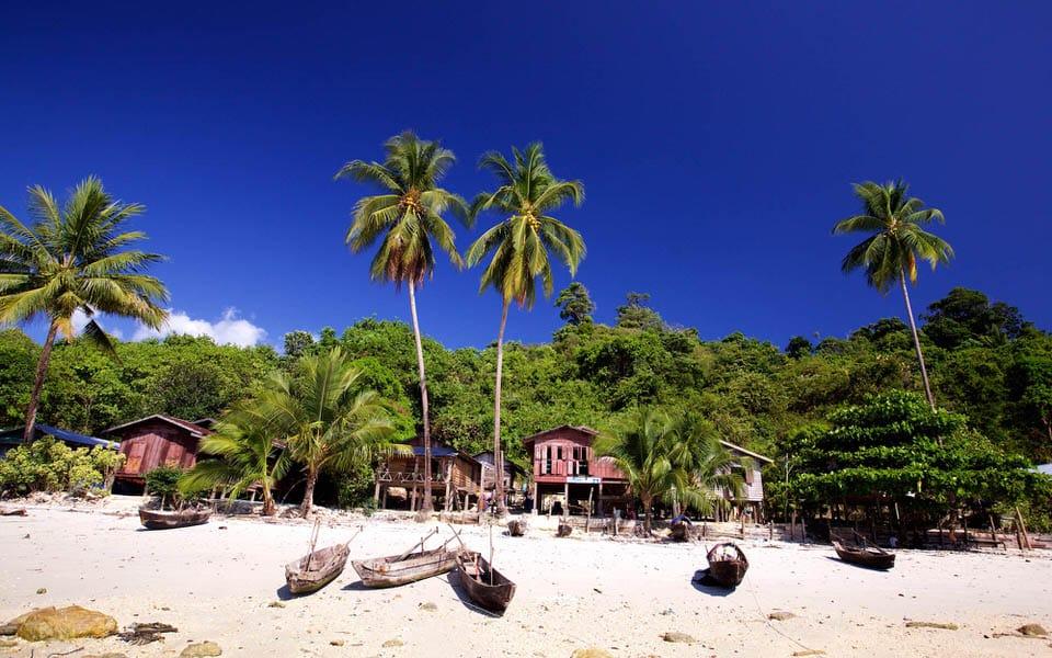 Sea Gipsy village