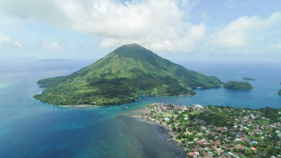 Banda Islands Run Island Maluku