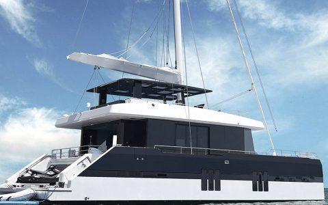 Sunreef 68 yacht