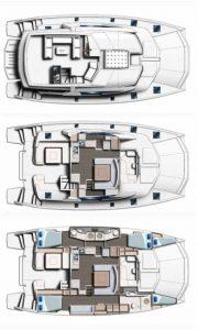Leopard 51 floor plan