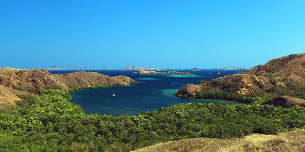 The blue bay of Kelor
